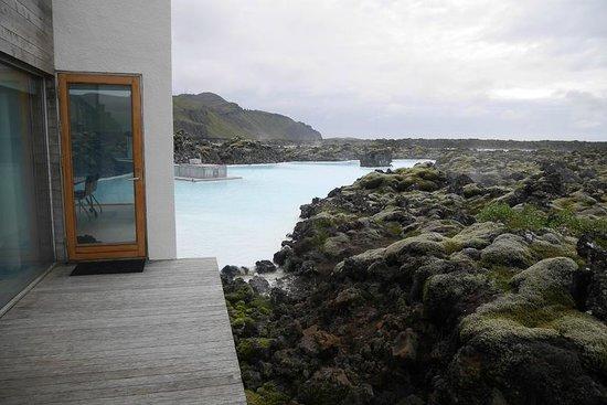 Silica Hotel : lagoon