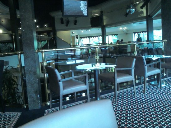 Restaurant interior picture of hustyns hotel and spa st