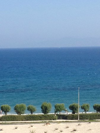 Amathus Elite Suites: view from the room