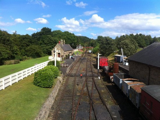 Beamish Museum: The Station