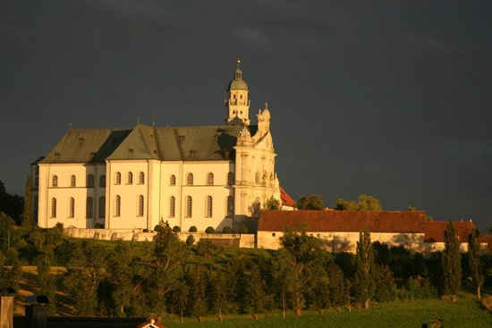 Neresheim Abbey