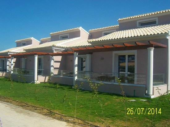 Sidari Water Park Hotel: New maisonette suites