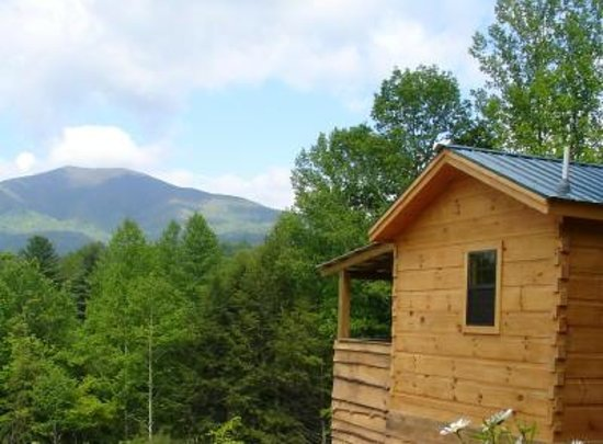 Hot Springs Log Cabins Nc Updated 2016 Campground