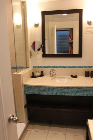 Club Med Turkoise, Turks & Caicos : Bathroom