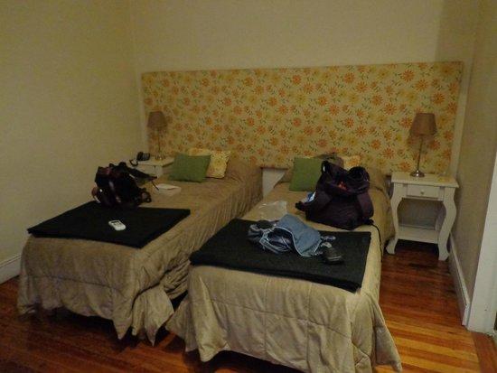 Hotel Boutique Raco de Buenos Aires: twin room