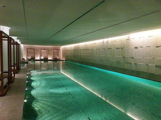 Swimming Pool Picture Of Bulgari Hotel London London Tripadvisor