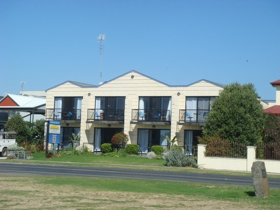 Apollo Bay Waterfront Motor Inn: Waterfont