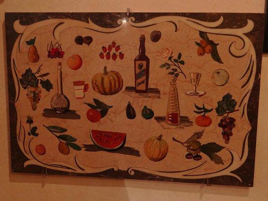 I Mosaici Di Lastrucci: Un tabajo increible