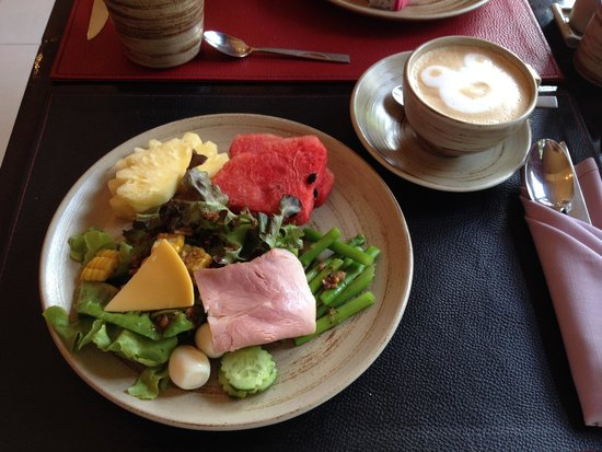 U Chiang Mai: fresh breakfast and nice coffee