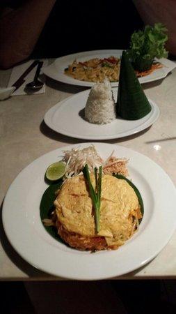 The Corner Restaurant: Mains