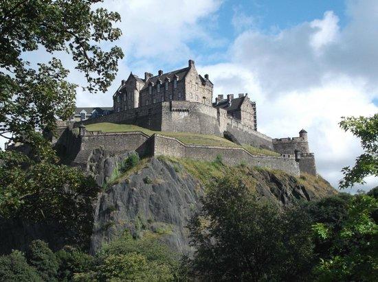 Explora Escocia : Castillo de Edimburgo