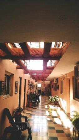 Bosetti Apart Hotel: pasillo