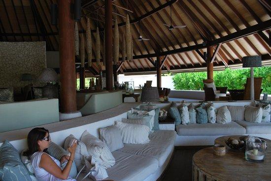 Denis Private Island Seychelles : Plage devant les cottages
