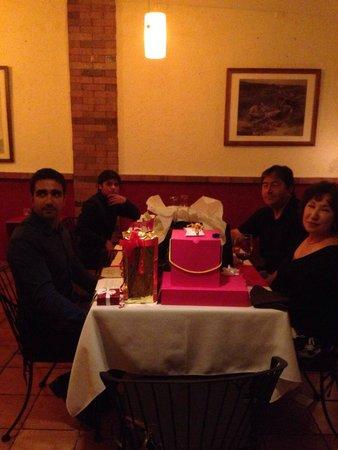 Peter's Restaurante: Great food, great atmosphere, great staff.