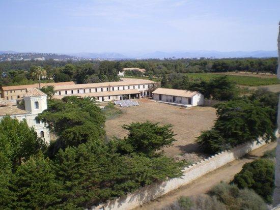 Iles de Lerins: le monastère côté temporel