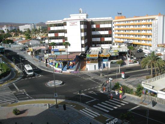 MUR Aparthotel Buenos Aires: Vista
