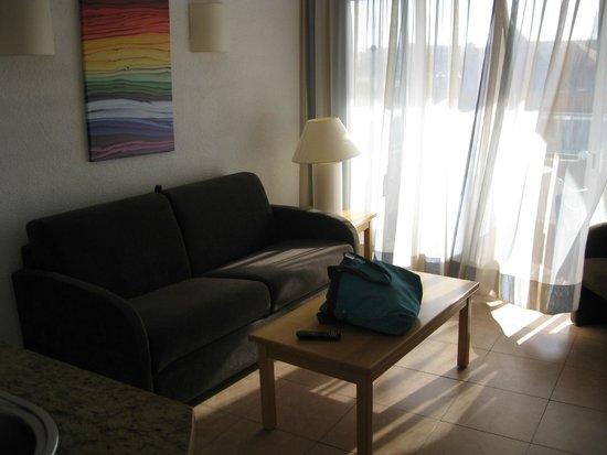 MUR Aparthotel Buenos Aires: Salon