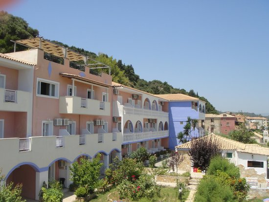 Photo of Agoulos inn Argassi