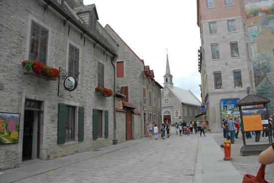 Place Royale : Street