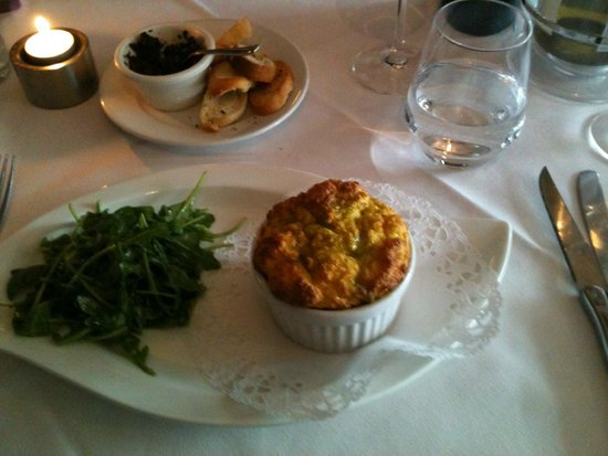 Le P'tit Normand : crab souffle - consistently good