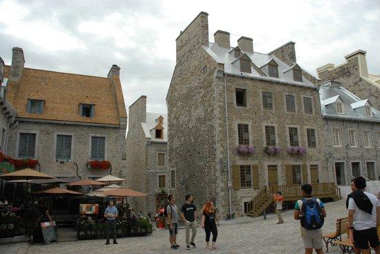 Place Royale : Buildings