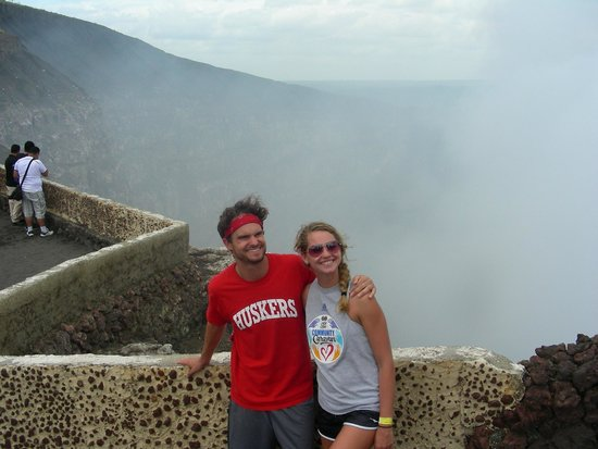 Julio Tours Nicaragua - Day Tours: Masaya Active volcano.