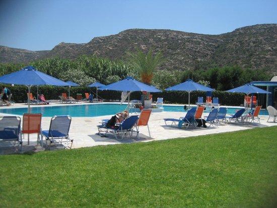 Princess Europa Hotel: piscine