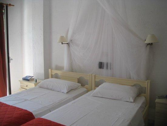 Princess Europa Hotel: chambre