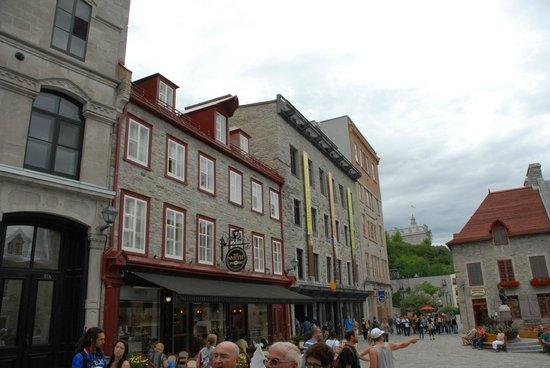 Place Royale : Restaurants