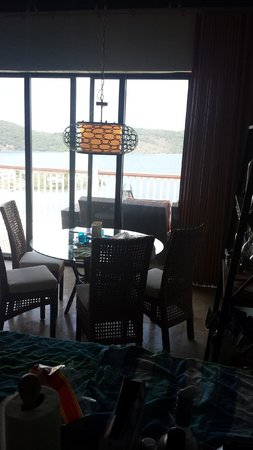 Point Pleasant Resort by Akers Ellis: The view from anywhere in the villa is amazing.