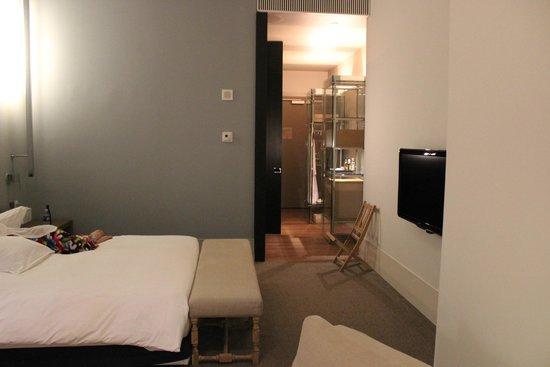 Andaz 5th Avenue: room