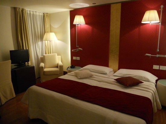 Hotel Palazzo Giovanelli: Twin Room