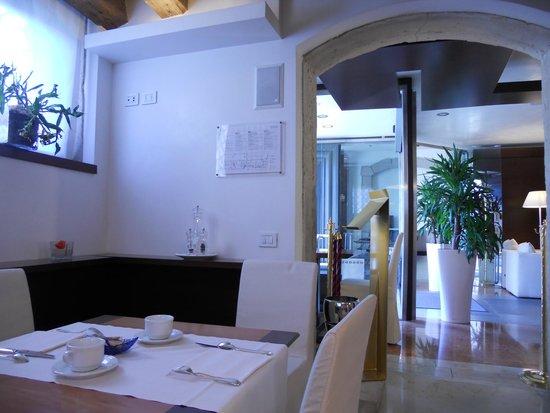 Hotel Palazzo Giovanelli: Restaurant