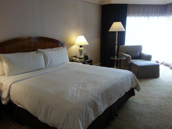 Grand Millennium Kuala Lumpur : Comfortable bed