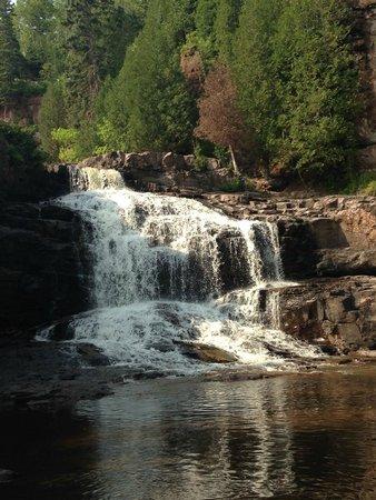 Gooseberry Falls State Park: Gooseberry Falls
