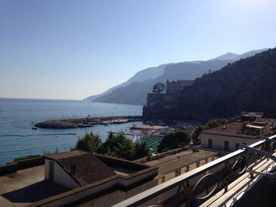 Residence Hotel Panoramic: Balcone con vista.