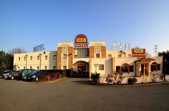 Hotel balladins Angers Parc des Expositions : Extérieur de l'Hotel