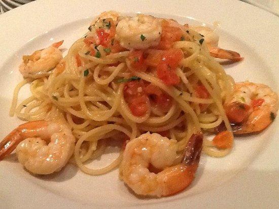 INZO Italian Kitchen: Shrimp Scampi