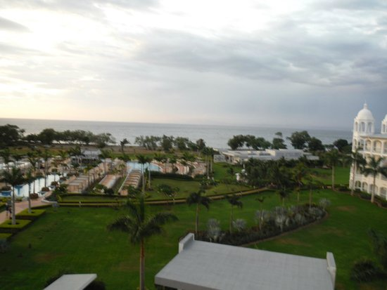 Hotel Riu Palace Costa Rica: Ocean view from our room