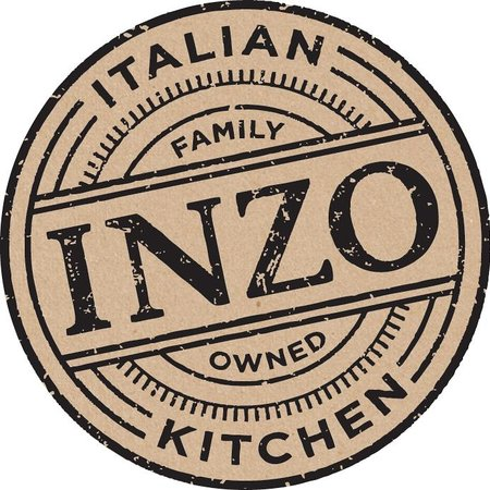 "INZO Italian Kitchen : Our ""new"" logo"