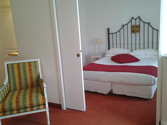 Avignon Grand Hotel : La mia camera