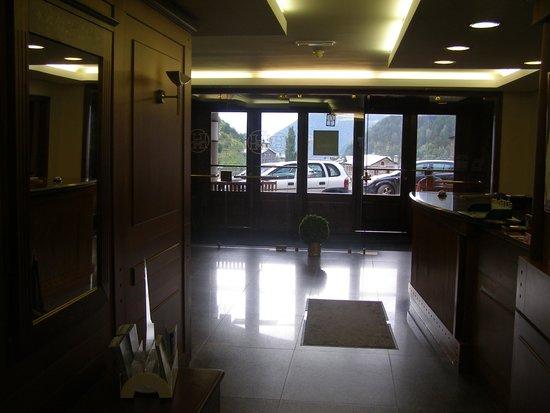 Xalet Verdu Hotel: la reception