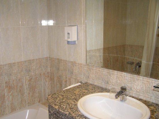 Xalet Verdu Hotel : salle de bain