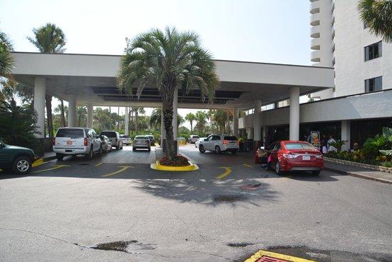 Holiday Inn Resort Panama City Beach: entrance