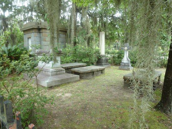 Bonaventure Cemetery: Bonaventure 1