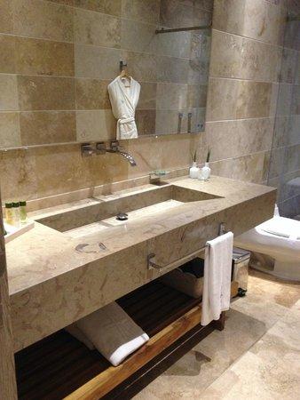 Allure Chocolat Hotel By Karisma: baño