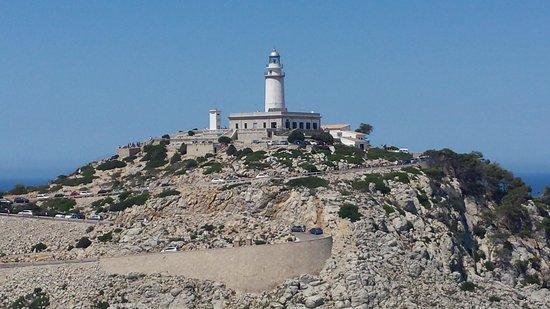 Cap de Formentor: The Lighthouse