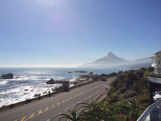 The Twelve Apostles Hotel and Spa: Views of Lions Head