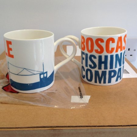 Boscastle Fishing Company: Merchandise