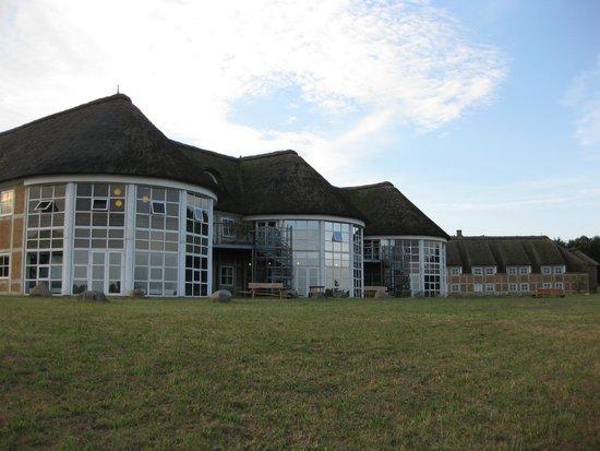 Comwell Soro Storkro: Danmarks største stråtækte hotel.